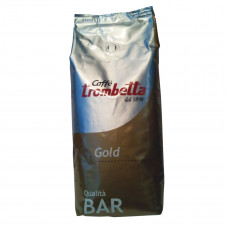 Coffee Trombetta Gold Bar 1kg 90% Arab./10% of Rob. (12)