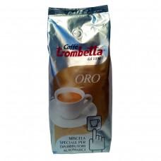 Кава Trombetta ORO 1кг 80% араб./20% роб. (12)