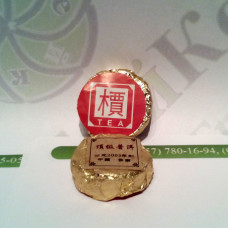 Tea Pu-erh Tuo Cha Shu Premium (Excerpt 12 years) Black 6g