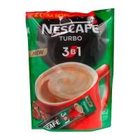 Кава Nescafe 3 в 1 Turbo Турбо 52 * 16г (12)