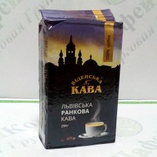 Coffee Vienna Coffee Morning Lviv powder 250g
