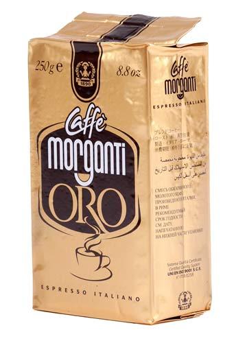 Кофе Морганти ОРО