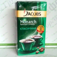 Кофе JACOBS Monarch молотый 230г