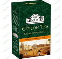Ahmad Tea Ceylon Orange Pekoe Gold Gold Ceylon Orange Pekoe black 100g (14)