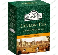 Ahmad Tea Ceylon Orange Pekoe Gold Gold Ceylon Orange Pekoe black 200g (24)