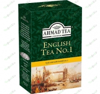 Ahmad Tea English English №1 №1 black 100g (14)