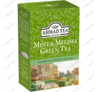 Ahmad Tea Mint & amp; Melissa Green Tea Mint and Melissa green 75g (14)