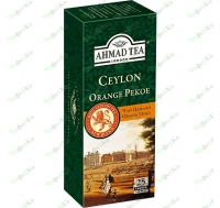 Ahmad Tea Ceylon Orange Pekoe Ceylon Orange Pekoe black 25pcs * 2g (16)