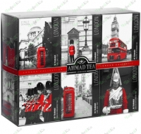 Ahmad Tea London Collection London Collection black 6 * 2g * 10pcs (5)