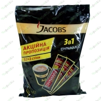 Coffee JACOBS 3 in 1 Dynamix 53 + 3 pcs. * 14,8g
