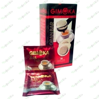 Coffee Gimoka Gran Bar Monodose 7g*18 pcs. 20% arab. / 80% rob. (24)