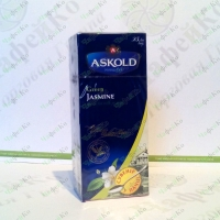 Askold Tea Jasmine 25*2g green+Spoon (32)