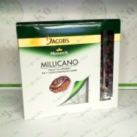 Кава JACOBS Monarch Millicano 60г + ложка