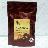 Coffee Barmanlife Arabica Brasilia Santos 100g grain (20)