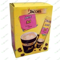 Coffee JACOBS 3 in 1 Latte 24 * 14,8g