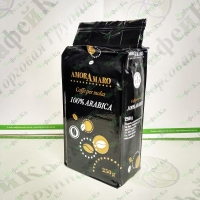 Coffee AmorAmaro 100% Arabica powder (20)