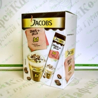 "Coffee JACOBS 3in1 ""Chock-o Latte"" 24*12,5g"