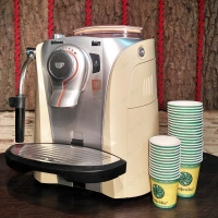 Coffee Machine Saeco Odea Go restyling (second hands)